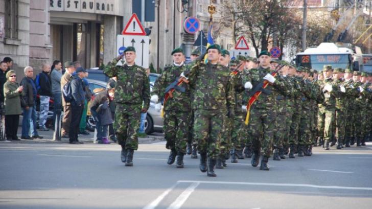 Armata caută soldaţi voluntari! Care sunt condiţiile şi câţi bani se primesc?