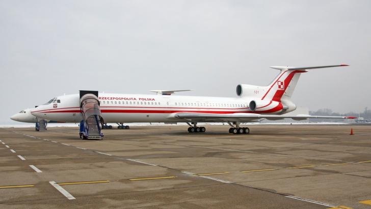 Un nou incident aviatic în care sunt implicaţi demnitari polonezi