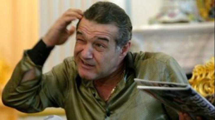 """O """"maximă"""" marca Becali: ce-a zis Gigi după ce Steaua a luat 5 goluri şi s-a făcut de râs în Austria"""