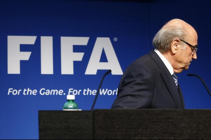 Cine este Blatter, omul care a condus FIFA 17 ani