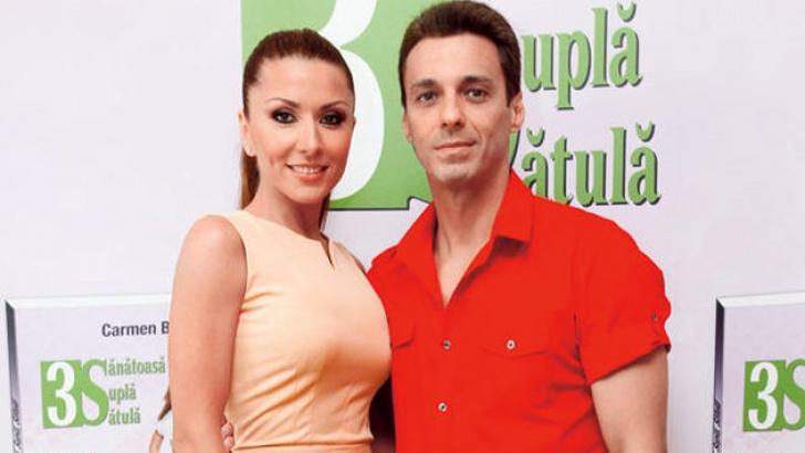 """Carmen Bruma si Mircea Badea, dezvaluiri de la taierea motului baietelului lor: """"N-a vrut sa..."""""""