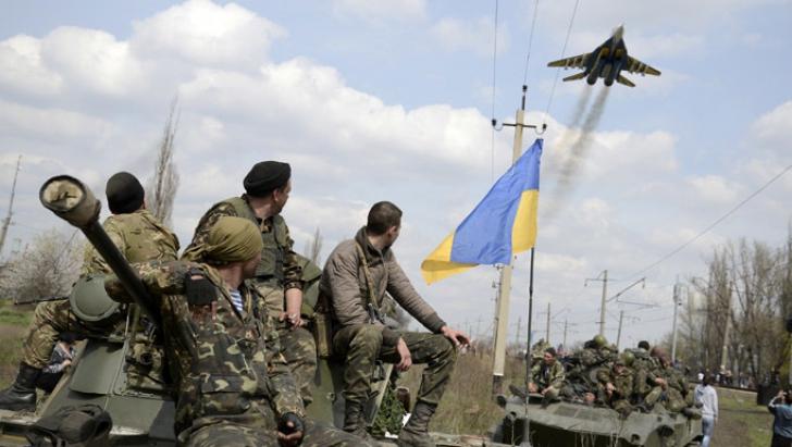 <p>Conflictul din Ucraina</p>
