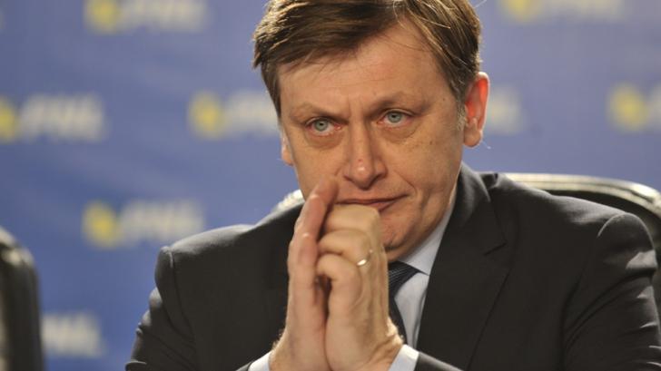 Crin Antonescu: Nu voi participa la votul pentru Ungureanu la şefia SIE