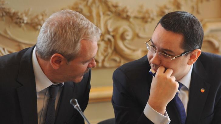 Dragnea, presat de ieșirea de la guvernare a PSD. Ce avertisment îi transmite lui Ponta