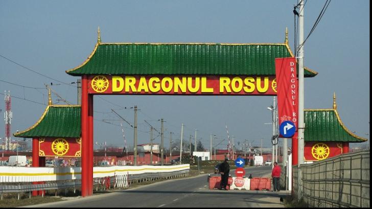 Firme fantomă din Dragonul Roșu, vânate de ANAF și DIICOT. Prejudiciu de 31 mil. euro