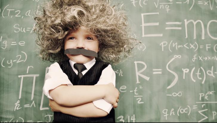 Copilul autist care îl întrece pe Einstein! E un adevărat miracol