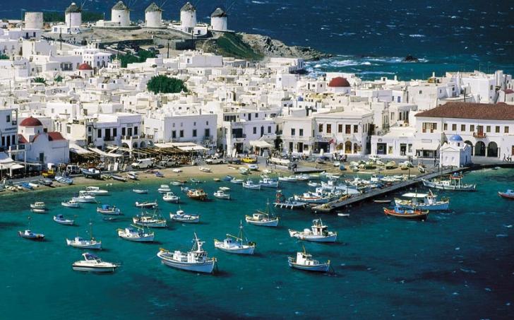 Grecia, noi taxe pentru turism