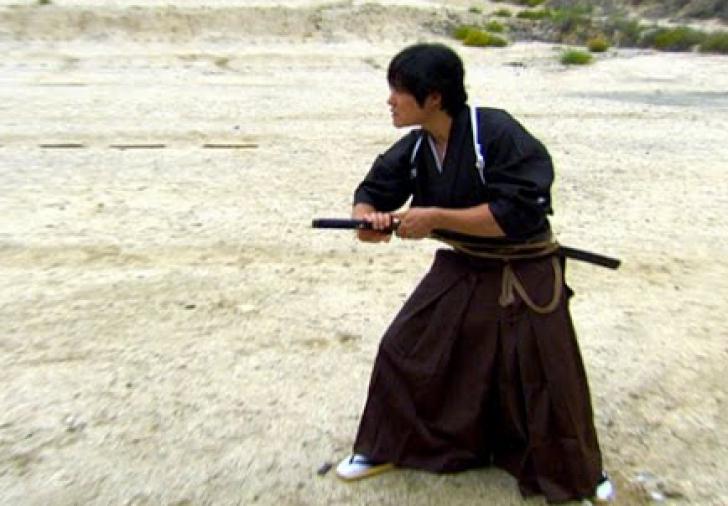 Samuraiul Isao Machii