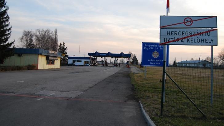 Ungaria va construi un gard de-a lungul frontierei cu Serbia pentru a opri imigrația ilegală