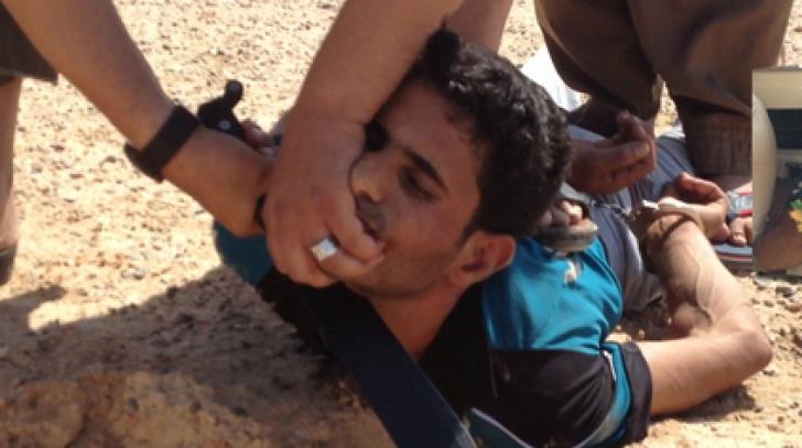 """Sângeroşii jihadiști din """"Statul Islamic"""" au reintrat în oraşul kurd Kobane"""