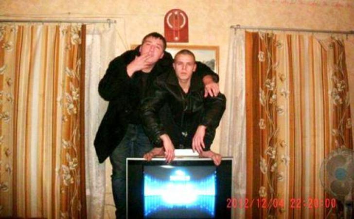 Fotografii de pe site-urile ruseşti