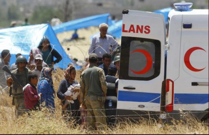 146 de civili au fost ucişi de jihadişti, la Kobane