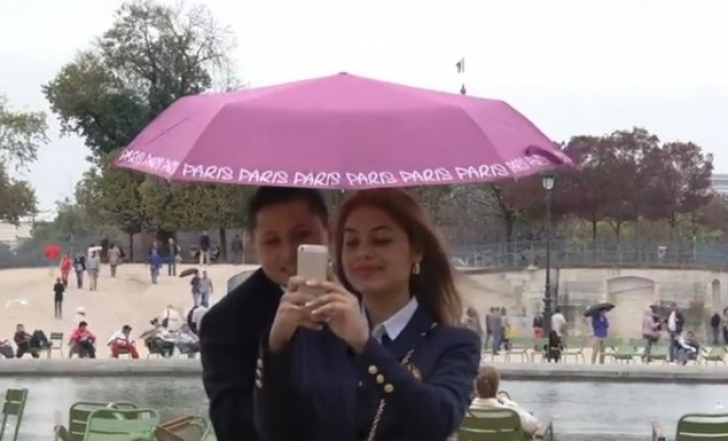 Nunta de rromi care a isterizat Parisul!