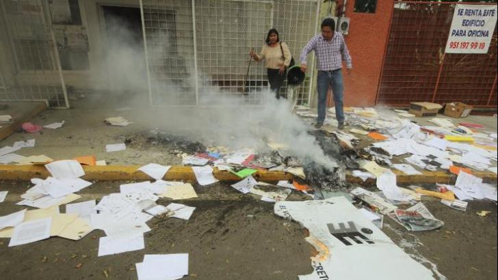 Urne în flăcări, însă nicio schimbare majoră după alegerile legislative din Mexic
