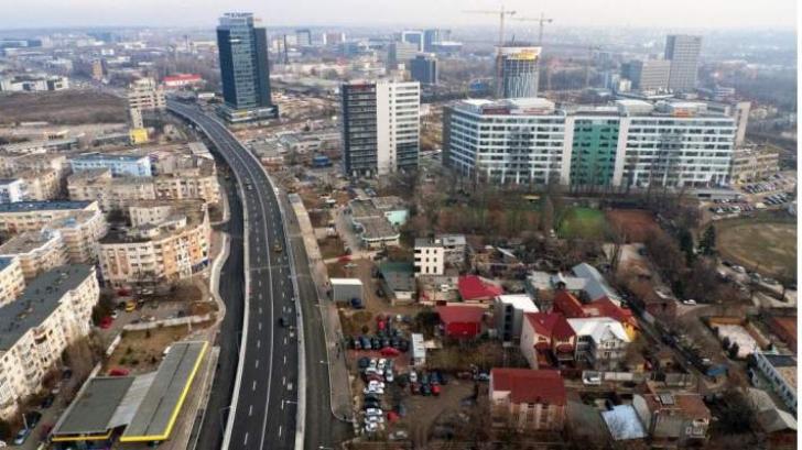 Bulevardul Pipera, închis timp de două luni între străzile Toma Caragiu și Niță Pintea
