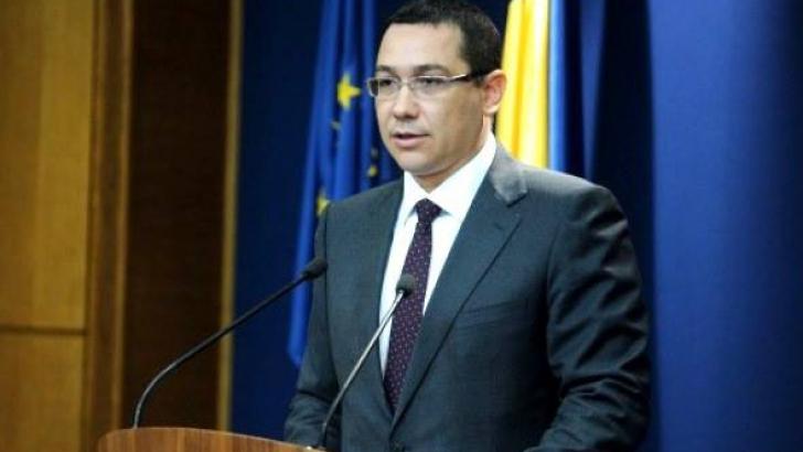 Victor Ponta: SUA vor avea în România un partener de încredere