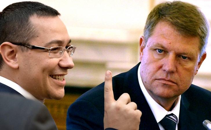 Ponta, atac extrem de dur, din Turcia, la adresa lui Iohannis, după nominalizarea lui MRU