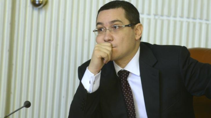 Victor Ponta, prima reacție după atentatul din Franța