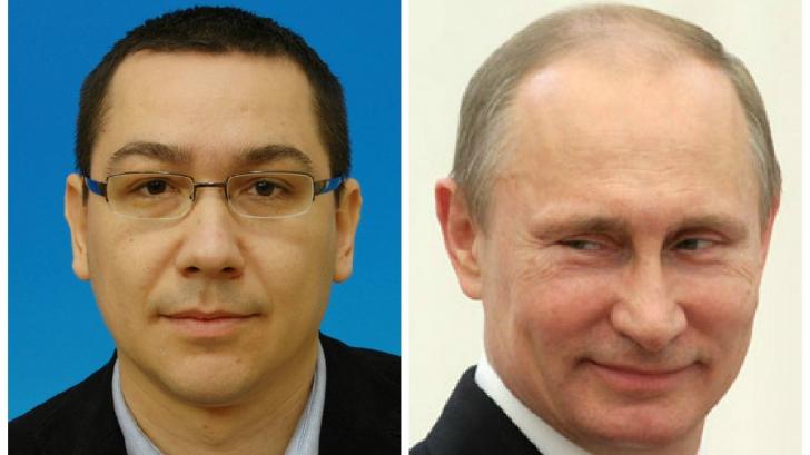 Cum a fost umilit Victor Ponta de Vladimir Putin la Baku