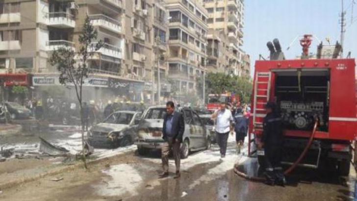 O altă grupare teroristă își atinge scopul. Procurorul general al Egiptului a decedat, după atentat