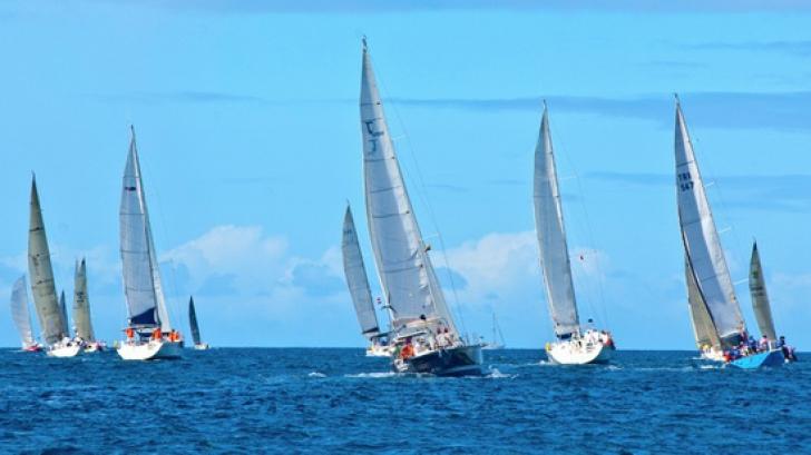"Regal nautic la Eforie Nord, unde are loc Regata ""Poseidon 2015"""