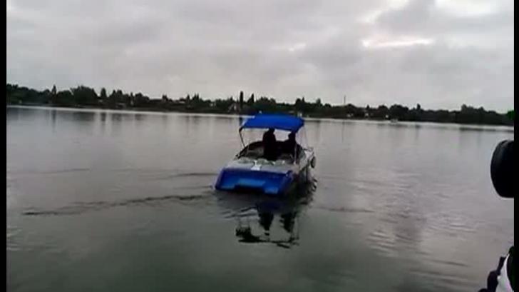 Explicaţia şoc a milionarului care a provocat accidentul pe Lacul Snagov pentru alcoolemia sa