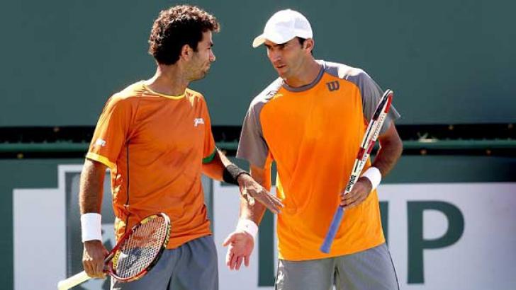 Tecău și Rojer, în semifinalele probei de dublu de la Roland Garros
