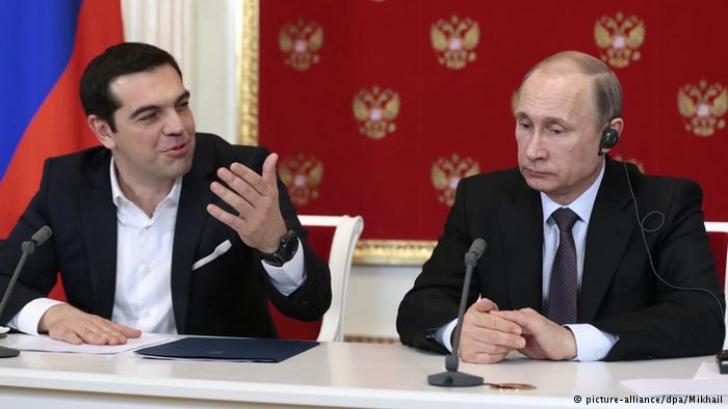 Ipoteză șocantă: Grecia a cerut Rusiei 10 miliarde dolari pentru a ieşi din zona euro