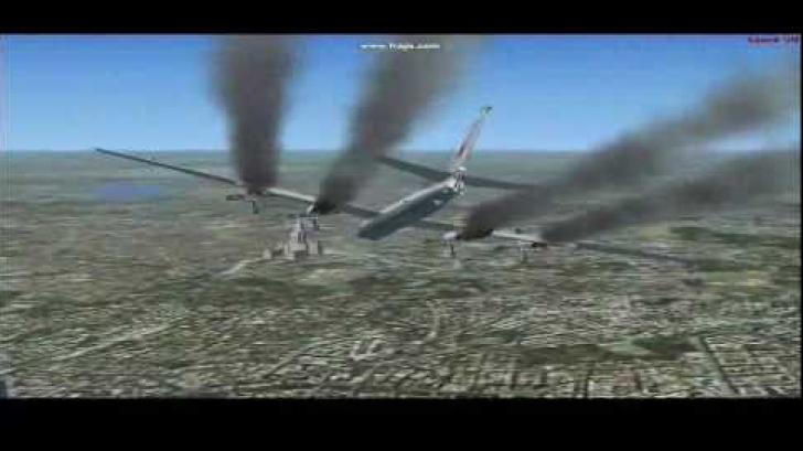 Un pilot militar mort şi altul grav rănit! Un bombardier strategic Tu-95 a luat foc la decolare