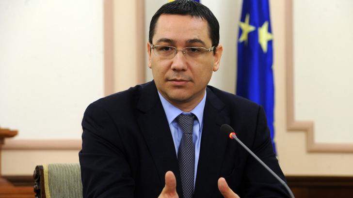Ponta:Judecătorul de la CSM care mă reclamă s-a făcut că plouă când Danileț a comentat cazul Rarinca