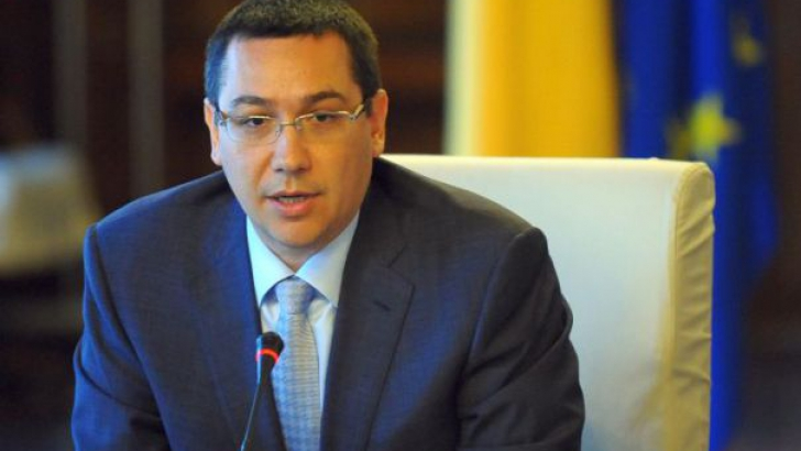 Ponta îi critică pe liberali pe tema votului pentru MRU: Cine sunt trădătorii?Cine a mințit în 2012?