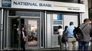 Băncile din Grecia, susținute de BCE