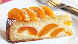 """Prăjitura """"Caisia"""", un desert delicios şi foarte uşor de făcut"""