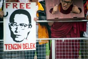 <p>Călugăr tibetan</p>