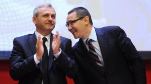 REZULTATE SONDAJ REALITATEA.NET: Va rezista Ponta în fruntea Guvernului cu Dragnea la şefia PSD?