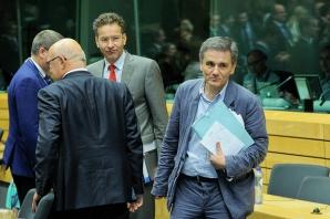 Notițele ministrului grec