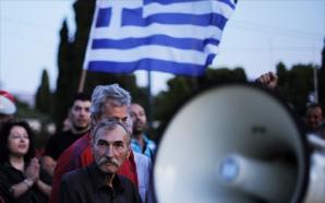 Grecia, cu pistoul la tâmplă