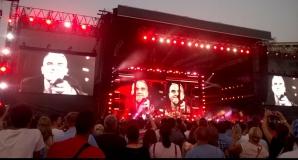 Robbie Williams la București
