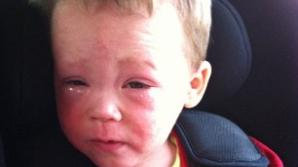 Impresionant! Un copil de 5 ani o imploră pe mama lui să îl lase să moară