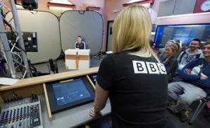 Concedieri la BBC