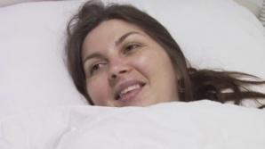 Miracol! O româncă diagnosticată cu cancer de col uterin a născut o fetiţă sănătoasă