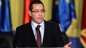 """Ponta scrie pe Facebook despre """"adversarii independentei noastre economice"""". Apel pentru români"""