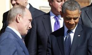 Mesaj pentru Obama de la Putin