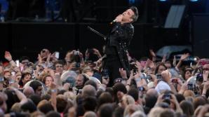 Robbie Williams concertează vineri, 17 iulie, în Bucureşti.