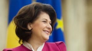 Rovana Plumb, declaraţie fabuloasă după ce a pierdut şefia PSD
