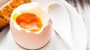 Cum şi cât se fierb corect ouăle moi şi ouăle tari. Greşeala pe care o fac toate gospodinele