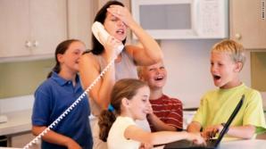 9 modalităţi să fii un părinte fără stres