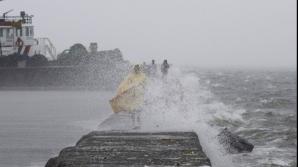 ALERTĂ în Taiwan. Super-taifunului Nepartak va lovi insula în această seară