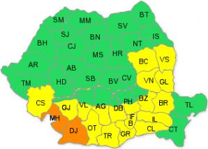 România se topeşte! Temperaturi extreme