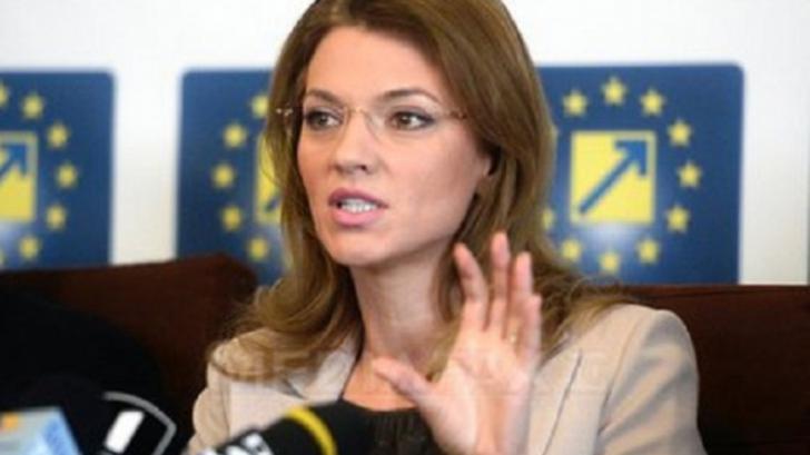 Anunțul Alinei Gorghiu, după demisia lui Victor Ponta de la șefia PSD
